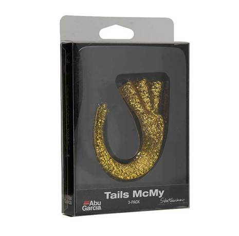 Svartzonker Tails McMy 3-pack Gold