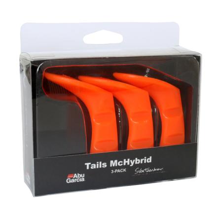 McHybrid, tails Fluo Orange