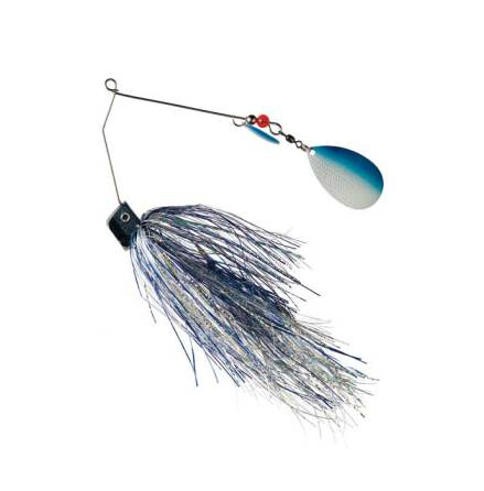 M. Spinnerbait 52g Silver Blue