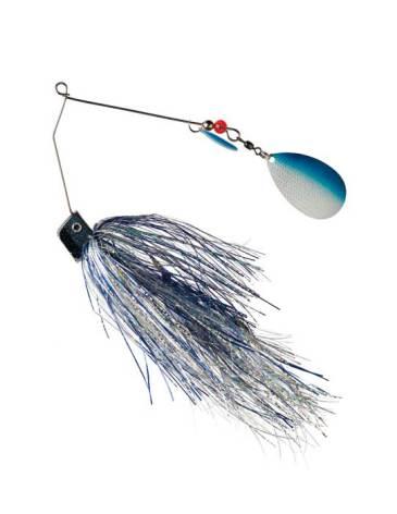M. Spinnerbait 52g Silver Blue