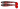Svartzonker Mcpike 25cm 106g 2-pack