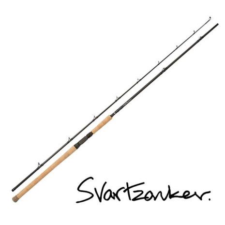 Abu Svartzonker 7,5 fot 6–21 gram Spinn