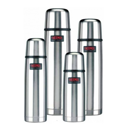 THERMOS STÅLTERMOS LIGHT & COMPACT