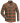 Pinewood Skjorta Lumbo - Terracotta/Grön