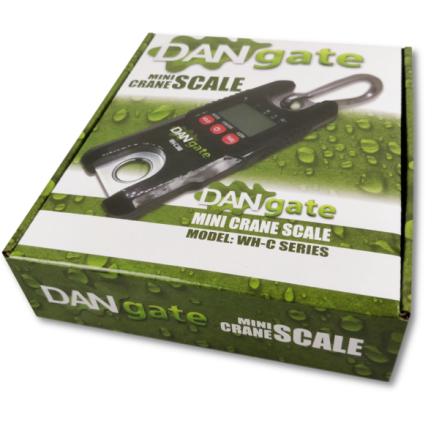 Dan Gate Elektrisk Våg 300Kg
