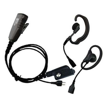 Icom PRO- U610SA Headset Solution
