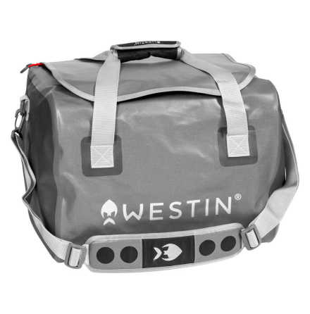 Westin W6 Boat Lurebag Silver/Grey Medium