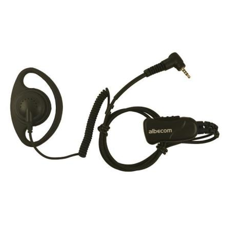 Mini Headset LGR59-YL. Yttre .Rak 2,5mm.4pol.Zod/Laf