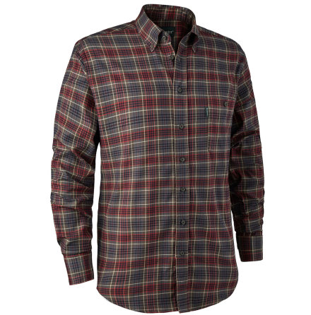 Deerhunter Calvin Skjorta Red check
