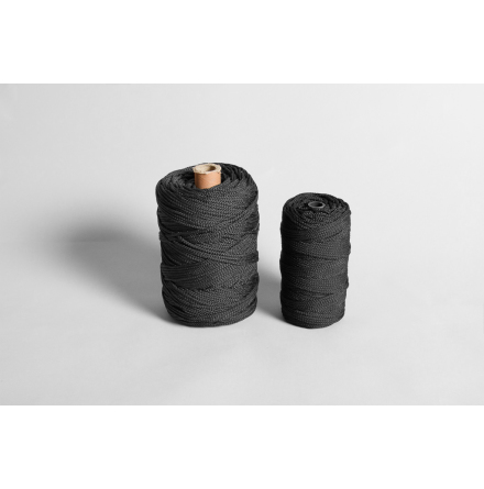 Kräftlina sjunk, 3 mm, svart, 100 m